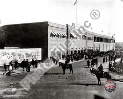 MLB Fenway Park - 1912