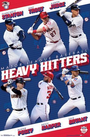 MLB - HEAVY HITTERS 18