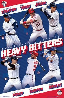 MLB - HEAVY HITTERS 18