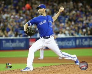 MLB: J.A. Happ 2016 Action