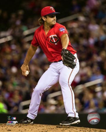 MLB: J.T. Chargois 2016 Action