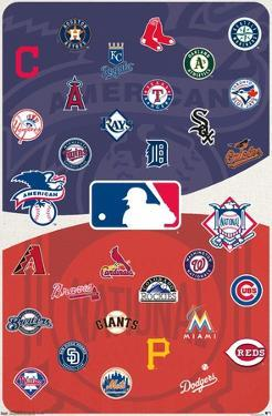 MLB League - Logos 15
