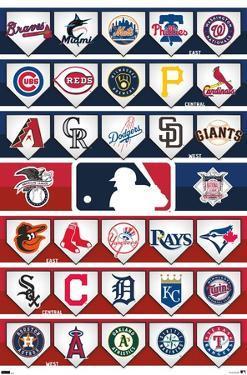 MLB League - Logos 21
