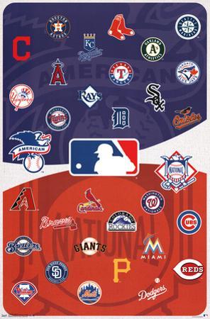 MLB - Logos 15