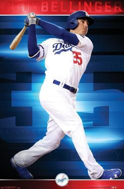 MLB Los Angeles Dodgers - Cody Bellinger 17