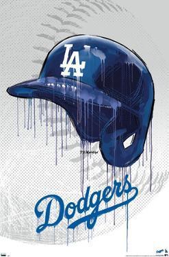 MLB Los Angeles Dodgers - Drip Helmet 20