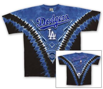 MLB: Los Angeles Dodgers - V-Dye