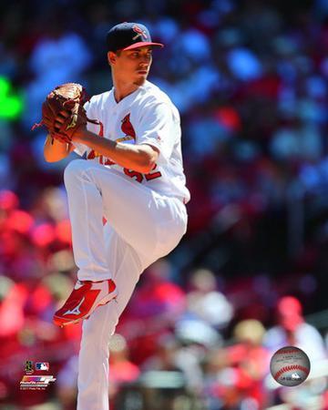 MLB: Luke Weaver 2016 Action