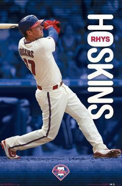 MLB Philadelphia Phillies - Rhys Hoskins