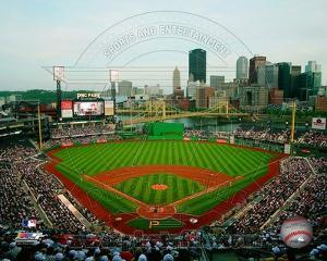 MLB PNC Park 2010
