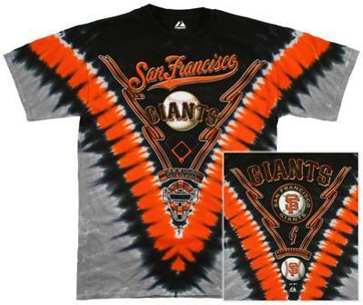 MLB: San Francisco Giants - V-Dye