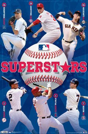 MLB Superstars 2012