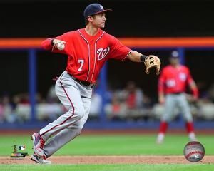 MLB: Trea Turner 2016 Action