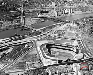 MLB Yankee Stadium and Polo Grounds, New York City