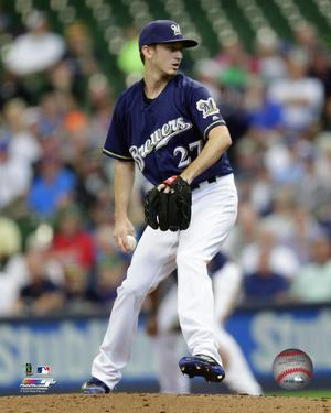 MLB: Zach Davies 2016 Action