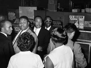 MLK Freedom Riders 1961