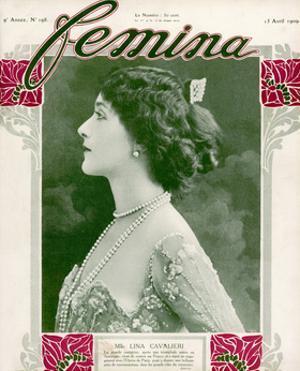 Mlle Lina Cavalieri