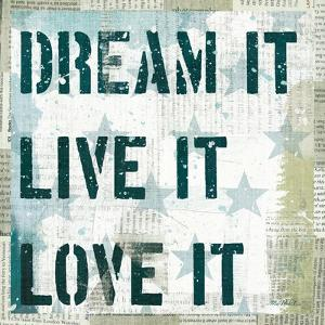 American Dream II by Mo Mullan