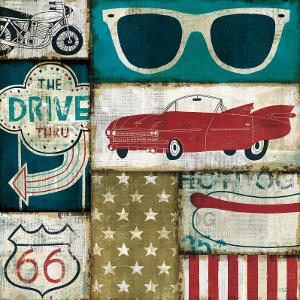 American Pop II by Mo Mullan