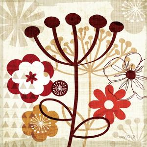Floral Pop III by Mo Mullan