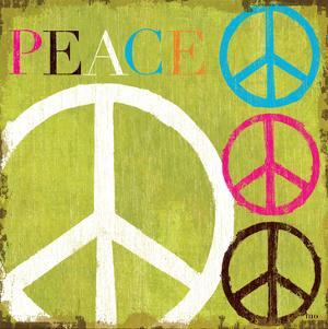 Peace by Mo Mullan