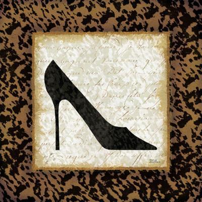 Safari Shoes I by Mo Mullan