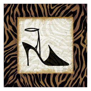 Safari Shoes II by Mo Mullan