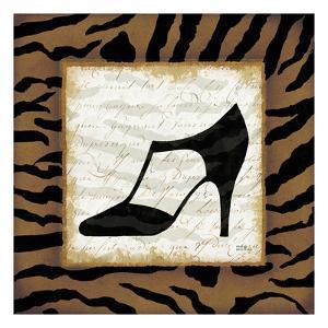 Safari Shoes III by Mo Mullan
