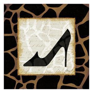 Safari Shoes IV by Mo Mullan
