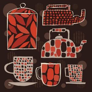 Spotted Kitchen II by Mo Mullan