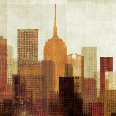 Summer in the City II by Mo Mullan