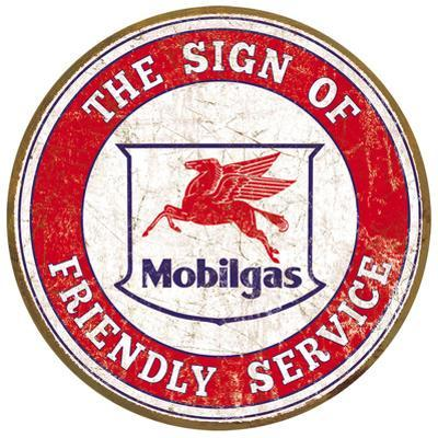 Mobil - Friendly Service