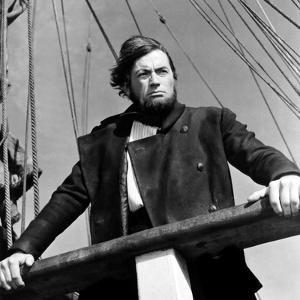Moby Dick, Gregory Peck, 1956