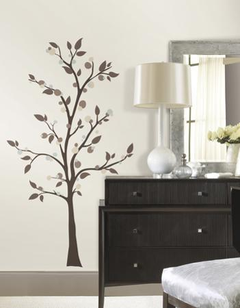 Mod Tree Peel and Stick Giant Wall Decals