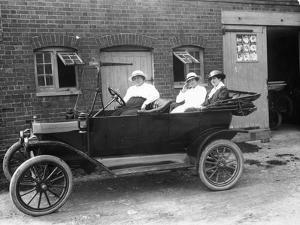Model T Ford, C1913