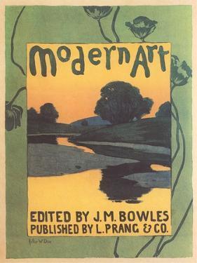 Modern Art, Book Cover