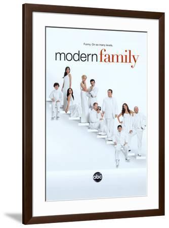 Modern Family (TV)--Framed Poster
