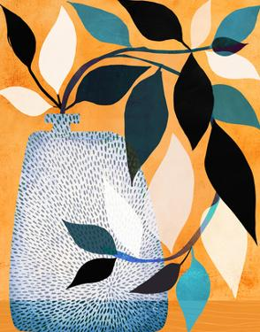 Ivy In The Courtyard by Modern Tropical