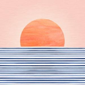 Minimal Sunrise Ii by Modern Tropical