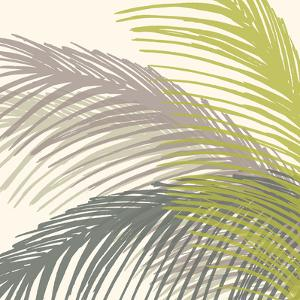 Palm Silhouette by Modern Tropical
