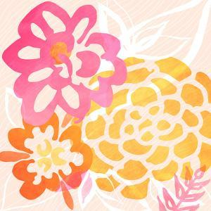 Summer Floral by Modern Tropical