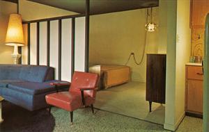 Moderne Motel Suite