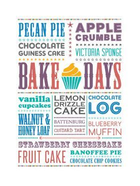 Bake Days by Moha London