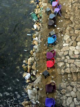 Chairs on the Nile by Mohannad Khatib @Mediumshot
