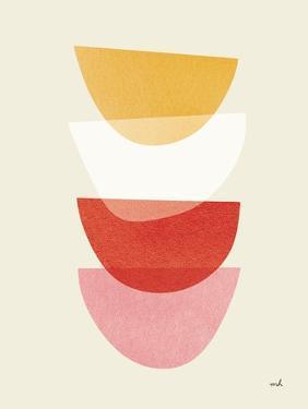 Balance III Oasis by Moira Hershey