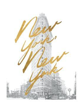 Gilded New York by Moira Hershey