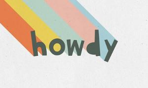 Rainbow Words V by Moira Hershey