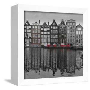 Amsterdam Canals 4 by Moises Levy