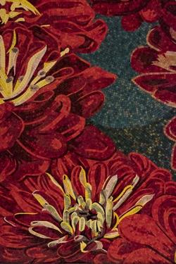 Art Flower-11 by Moises Levy