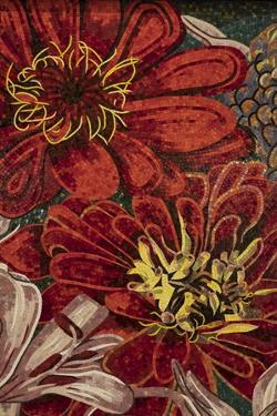 Art Flower-12 by Moises Levy